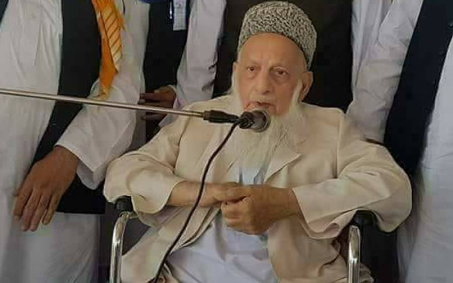 وفاق المدارس کے سربراہ مولانا ڈاکٹر عبدالرزاق سکندر سمیت معروف علمی ومذہبی شخصیات سے سرکاری سیکیورٹی واپس لے لی گئی