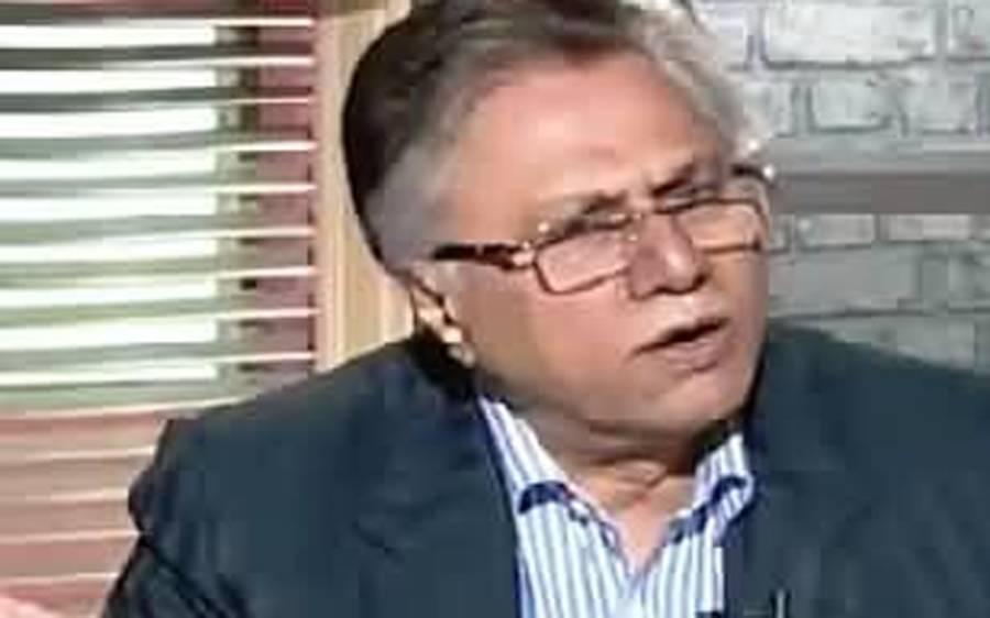 حسن نثار نے نواز شریف کے انکار کو ضد اور بچپنا قراردیدیا