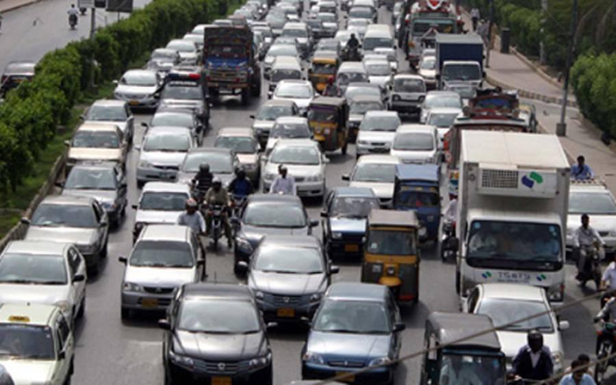 پی ایس ایل 4 میچز، کراچی کا متبادل ٹریفک پلان جاری کردیاگیا