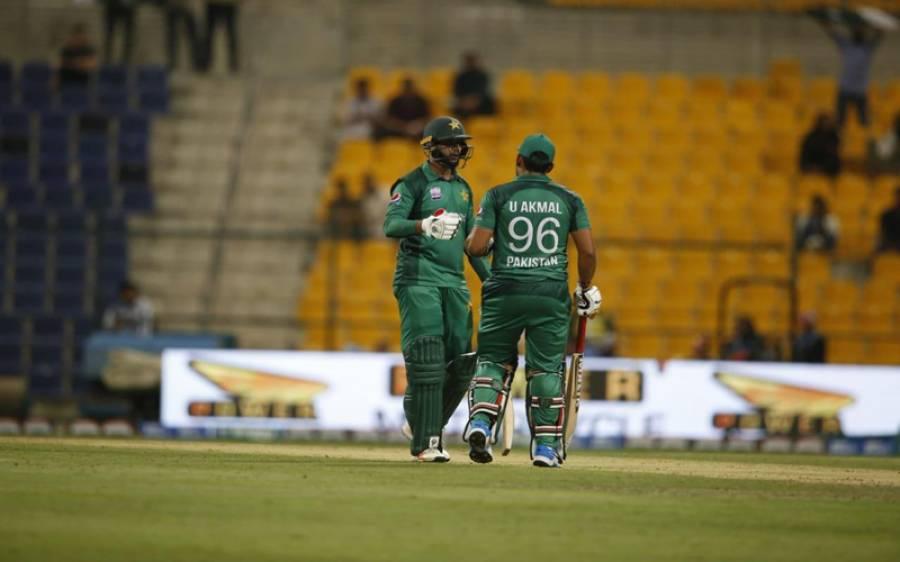 بلے بازوں کی انتہائی ناقص کارکردگی ، آسٹریلیا نے پاکستان کو تیسرے میچ میں بھی شکست دے دی