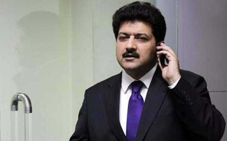 حامد میر نے وزیراعظم کے مشیر عبدالرزاق کا حوالہ دے کر فیصل واوڈا سے سوال پوچھا تو آگے سے وفاقی وزیر نے ایسا جواب دیدیا کہ پوری تحریک انصاف ا س کی توقع نہ کر سکتی تھی