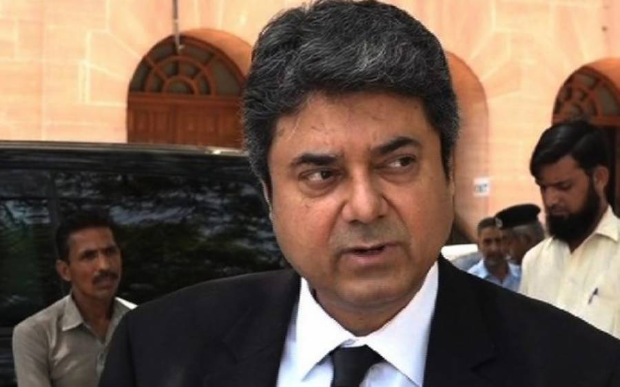 نیب قوانین میں ترمیم، وفاقی وزیر قانون فروغ نسیم نے بڑا اعلان کردیا