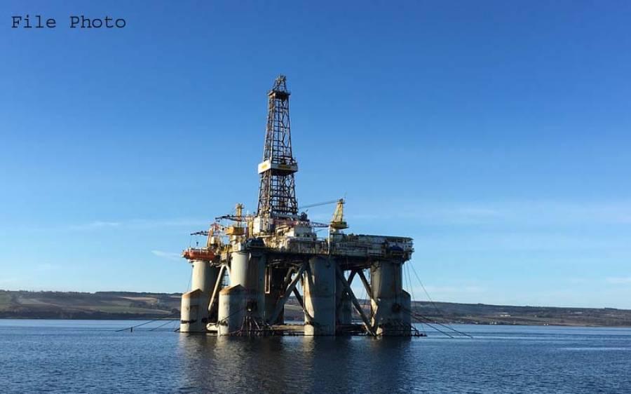 خوشخبری آنے سے قبل ہی سمندر میں تیل کی تلاش کا کام معطل کرنا پڑ گیا کیونکہ۔۔۔