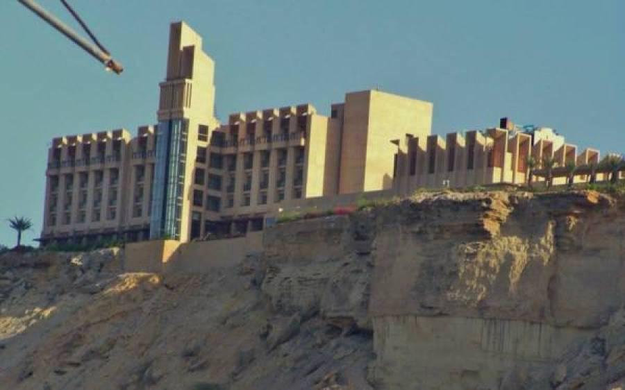 گوادر کے فائیو سٹار ہوٹل پر حملے کا مقدمہ درج کر لیا گیا