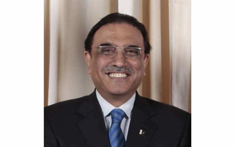 آصف زرداری کانیب راولپنڈی سے رابطہ،آج پیشی سے معذرت