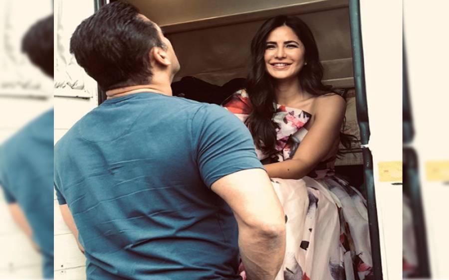 کترینہ کیف کی شادی کب ہوگی؟ سلمان خان کی موجودگی میں اداکارہ نے حیران کن جواب دے دیا