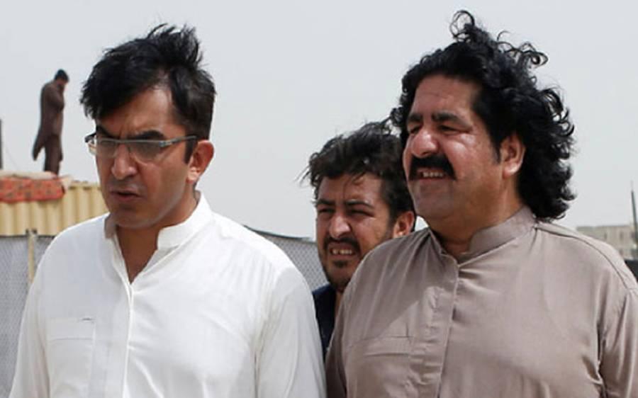 چیک پوسٹ حملے کے بعد فرار ہونے والے محسن داوڑ گرفتار