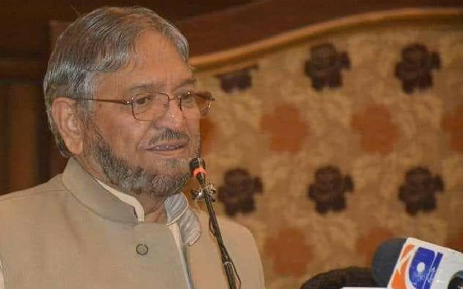 مشیر خزانہ بتائیں کہ انہوں نے غریبوں کو مہنگائی سے بچانے کیلئے کیا اقدامات کئے ہیں:ڈاکٹر فرید احمد پراچہ