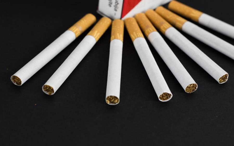 بجٹ میں سگریٹ پر ٹیکس میں اتنا اضافہ کردیا گیا کہ بہت سے لوگ سگریٹ نوشی سے توبہ کرلیں گے