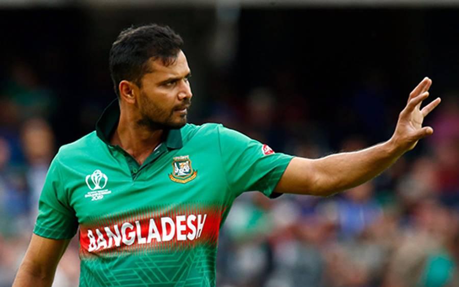 بنگلہ دیش نے اپنے سب سے بہترین آل راﺅنڈر شکیب الحسن کو ٹیم سے 'نکال' دیا کیونکہ۔۔۔