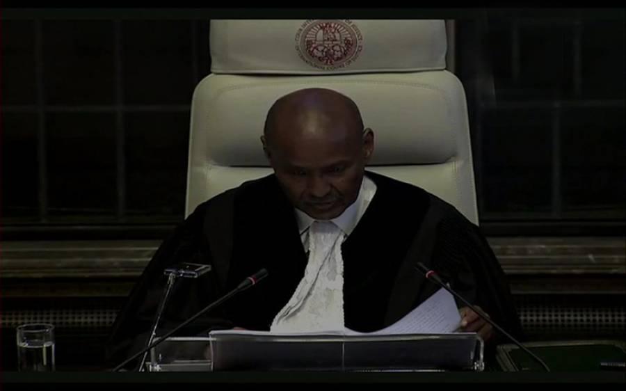کلبھوشن یادیو پاکستان کی تحویل میں رہے گا یا نہیں؟ عالمی عدالت انصاف نے فیصلہ سنادیا