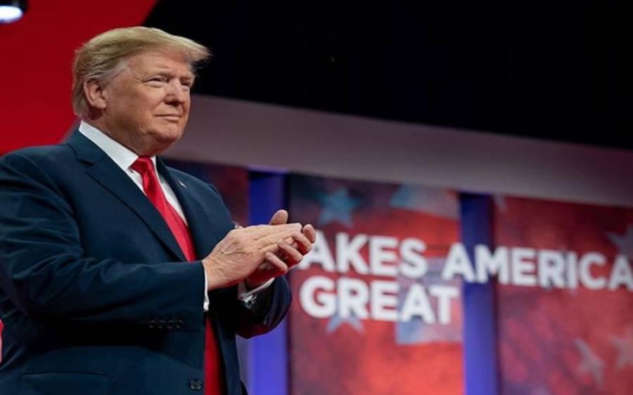 ممبئی حملوں کا 'ماسٹر مائنڈ' پاکستان میں گرفتار،امریکی صدر ٹرمپ نے اعلان کردیا