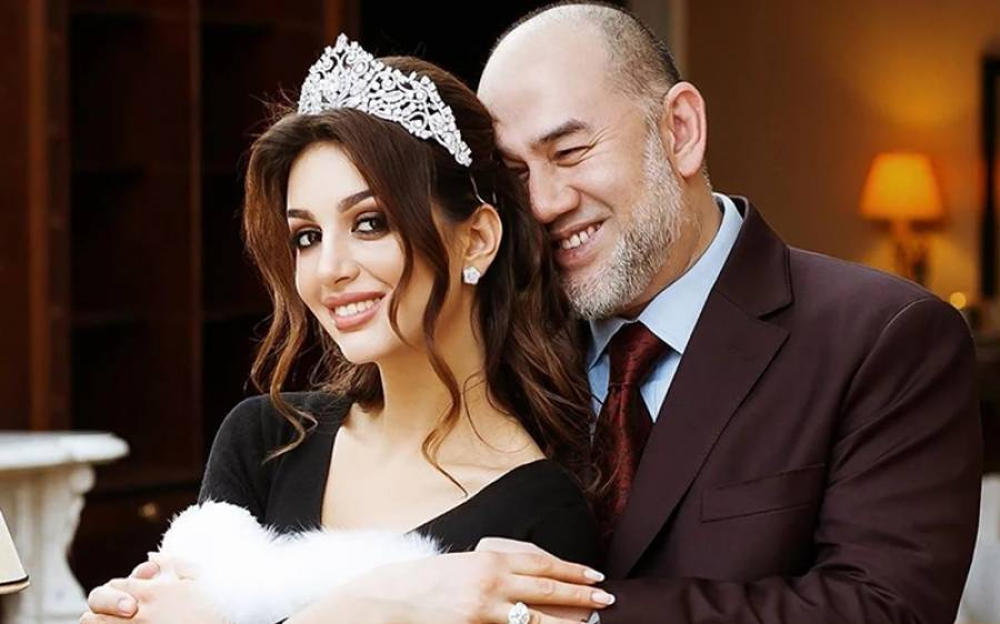 ملائیشیا کے بادشاہ اور اس کی خوبصورت روسی دوشیزہ کے درمیان ایک بہت بڑا واقعہ ہو گیا ،پورے ملک میں چہ میگوئیاں
