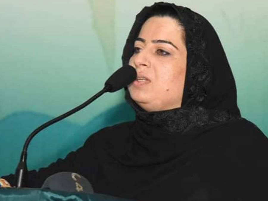 قوم نے فیصلہ سنا دیا مودی کی دہشت گردی قبول نہیں کرینگے:خدیجہ فاروقی