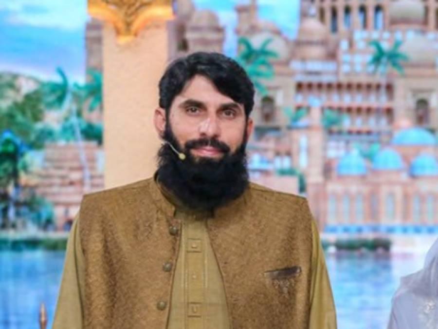 مصباح الحق کا نام مکی آرتھر کی جگہ پاکستان کرکٹ ٹیم کے متوقع ہیڈ کوچ کی فہرست میں شامل