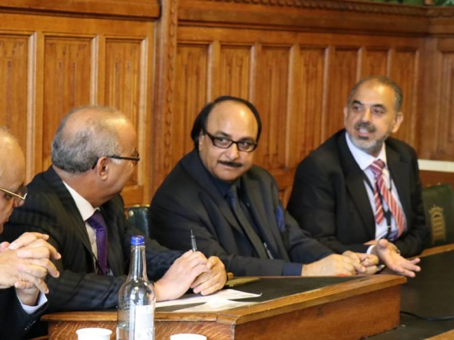 ڈاکٹر نذیر گیلانی کی حکومت پاکستان سے جموں و کشمیرمیں اقوام متحدہ کی فورسز تعیناتی کیلئے اقدامات کرنے کی اپیل