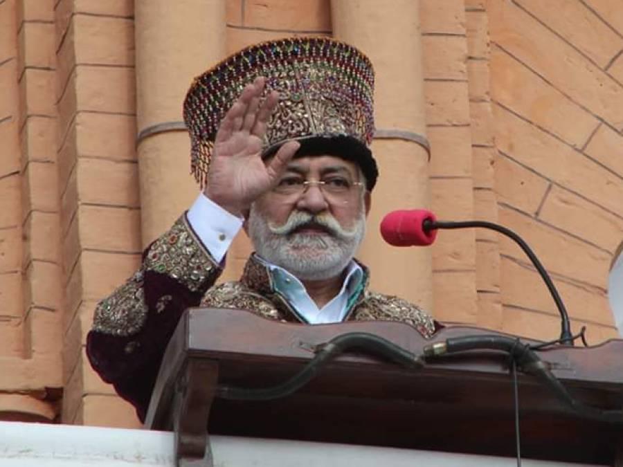 کشمیر صرف پاکستان کانہیں بین الاقوامی مسئلہ ہے،بھارت من مانی کرتے ہوئے کشمیری عوام کو محکوم نہیں بنا سکتا:پیر صاحب پگارا