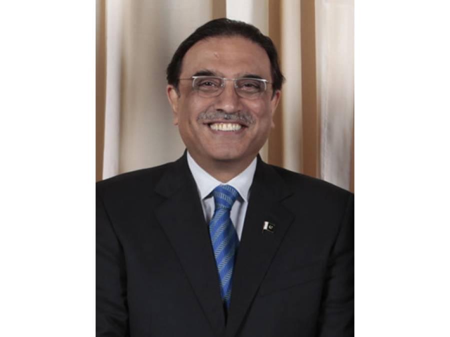 ڈاکٹروں کی فوری طورپر آصف علی زرداری کو ہسپتال منتقل کرنیکی تجویز