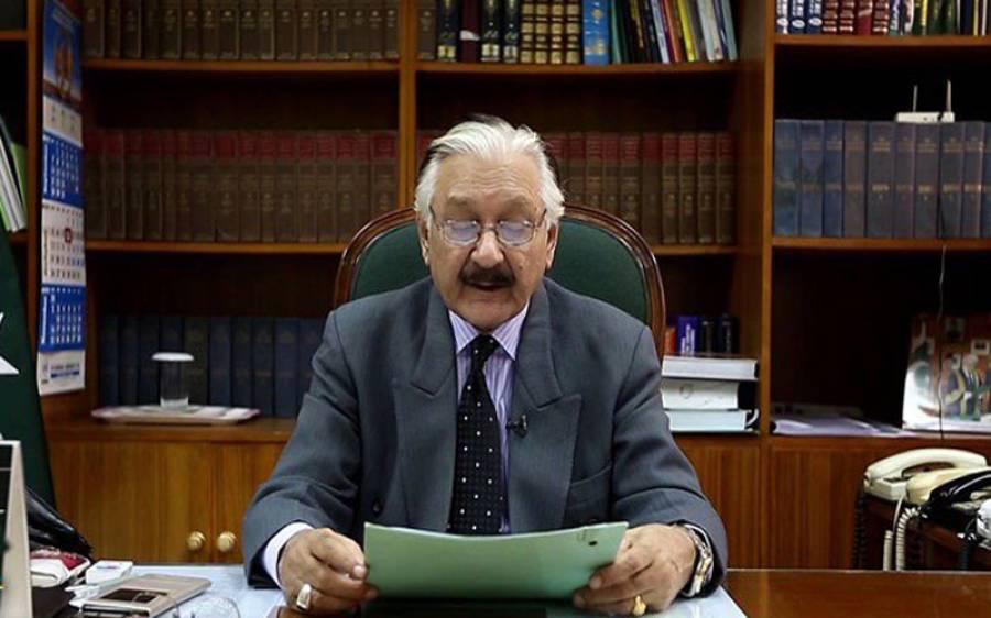 چیف الیکشن کمشنر نے صدرمملکت کی جانب سے مقرر کیے گئے دو نئے اراکین الیکشن کمیشن سے حلف لینے سے انکار کردیا