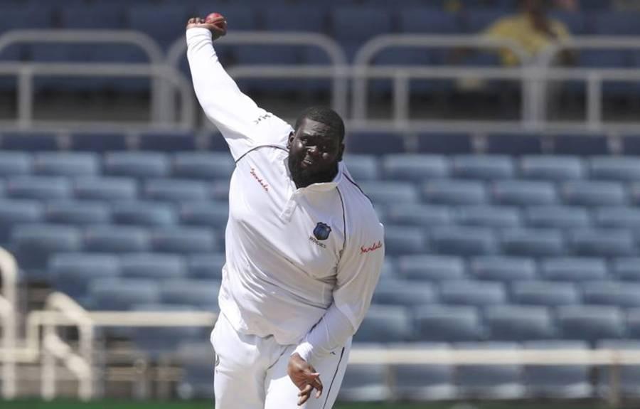 6 فٹ 5 انچ قد اور 140 کلو وزن، ٹیسٹ کرکٹ کی تاریخ کے 'وزنی' ترین کرکٹر نے بھارتی ٹیم کو 'پریشان' کر دیا
