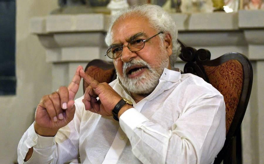 """""""اس وقت سارے کارڈز انڈیا کے پاس ہیں """"، تجزیہ کار ایاز امیر کا تہلکہ خیز دعویٰ"""