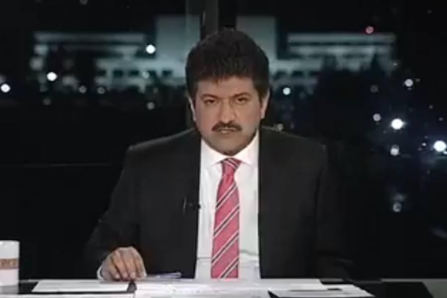' شہباز گل نے عثمان بزدار کو بچایا ہوا ہے، اگر وزیر اعلیٰ نے انہیں ہٹایا تو عمران خان ۔۔۔ ' حامد میر کا بڑا دعویٰ