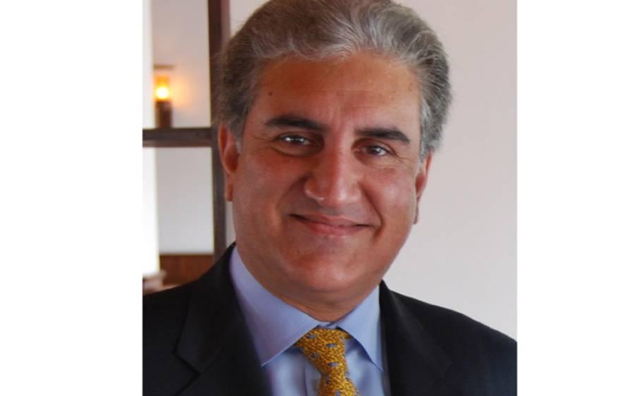 کشمیری اپنے حقوق کی جدوجہد میں تنہا نہیں ،پاکستان کشمیریوں کی سیاسی آئینی اور سفارتی معاونت جاری رکھے گا، شاہ محمود قریشی