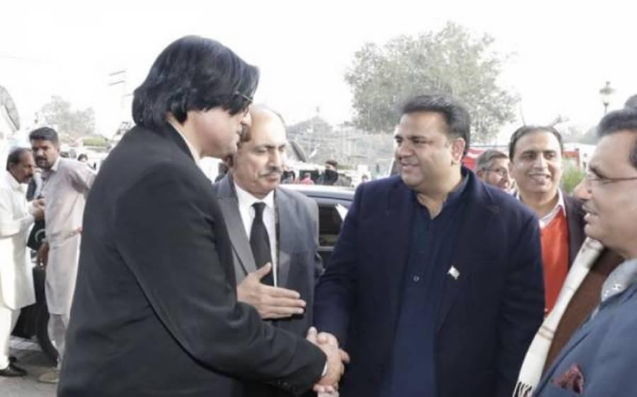فوادچودھری نااہلی کیس، اسلام آبادہائیکورٹ نے وفاقی وزیر کو نوٹس جاری کرتے ہوئے جواب طلب کرلیا