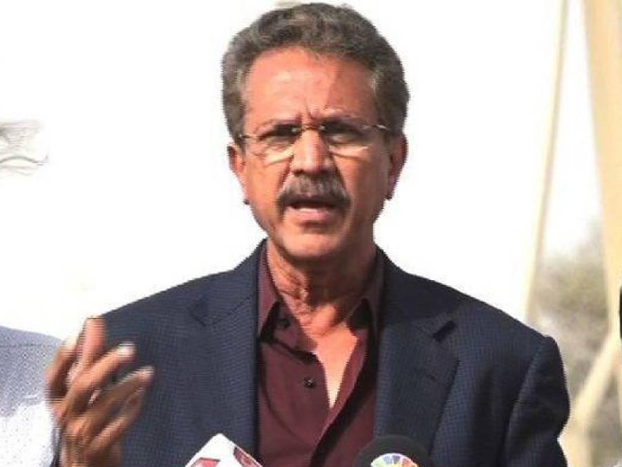 میئر کراچی وسیم اختر کا آرٹیکل 149 کی حمایت کا اعلان،پورا شہر کوڑے کا ڈھیر بن کر رہ گیا،سندھ حکومت کوئی بات نہیں سن رہی: وسیم اختر