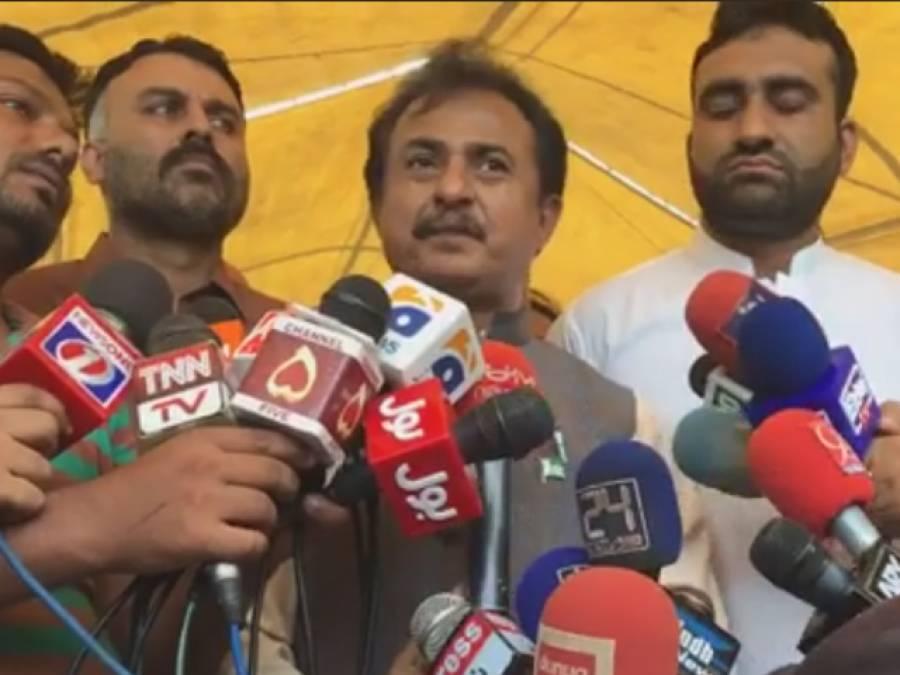 ابھی تک سفارشات تیار ہوئیں نہ ہی وزیر اعظم کراچی آکر آرٹیکل 149 لاگو کرنے کا اعلان کریں گے:حلیم عادل شیخ
