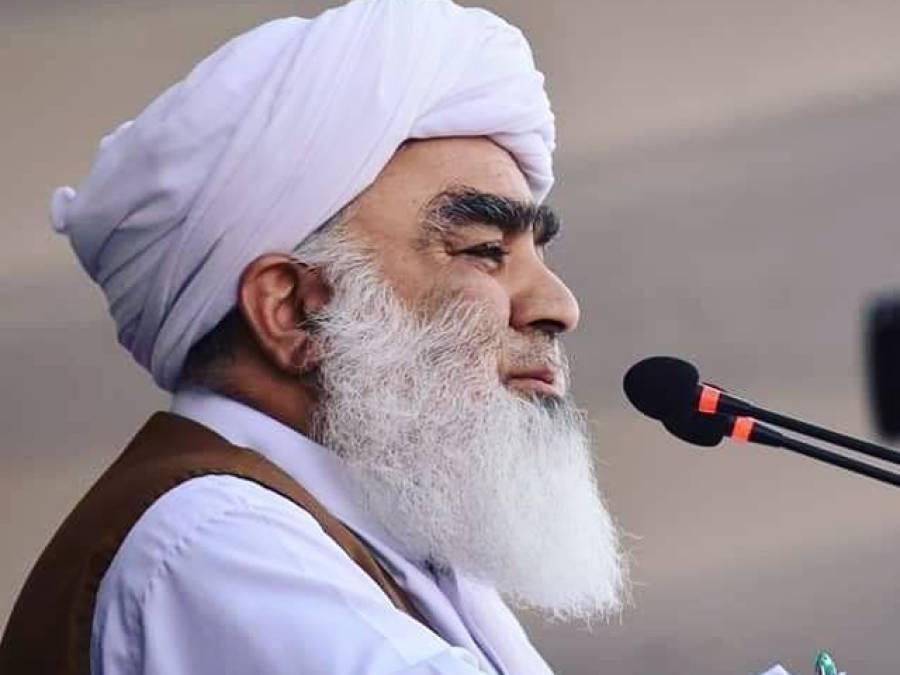 مولانا فضل الرحمن پہلی گیند پر ہی عمران خان کی وکٹ گرا دینگے:مولانا عبدالواسع