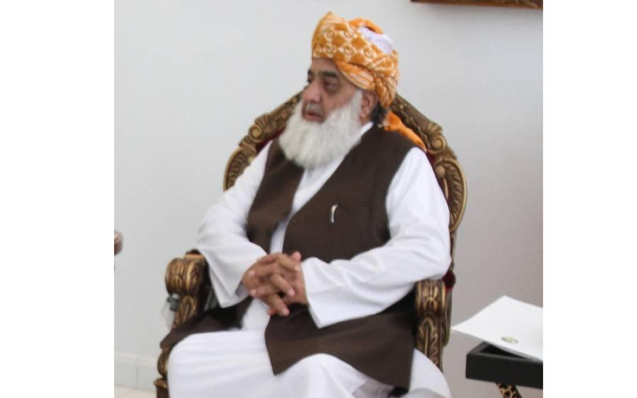 نااہل اور ناجائز حکومت کا جانا ٹھہر گیاہے ، اقتدار چھوڑکر نئے الیکشن کرائے جائیں ،مولانا فضل الرحمان