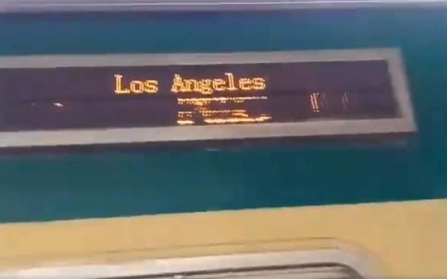 ریلوے کی لاجواب 'پیشکش '، روہڑی سے امریکی شہر لاس اینجلس کیلئے ٹرین چل پڑی ؟ ایسی خبر جان کر آپ بھی ہنس ہنس کر لوٹ پوٹ ہو جائیں گے