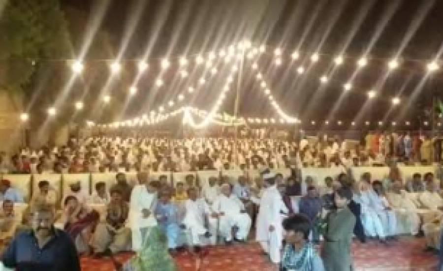 عمران خان ایک سیلکٹڈہے اور موجودہ سیلکٹڈ حکومت کےدن تھوڑے رہ گئے ہیں: شاہ محمد شاہ
