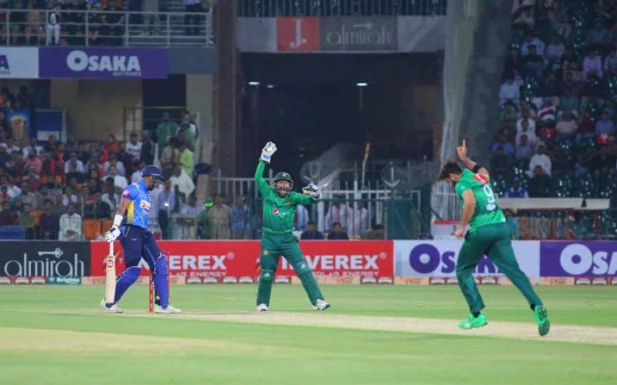 سری لنکا نے دوسرے ٹی ٹوئنٹی میچ میں بھی پاکستان کو شکست دے کر سیریز اپنے نام کرلی