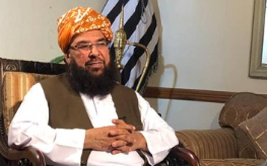 ہمیں ایسی باتوں سے کوئی فرق نہیں پڑتا ، سوشل میڈیا پر گردش کرنیوالے سرکلر سے متعلق مولانا عبد الغفور حیدری کا موقف