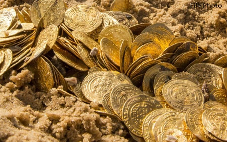 نبی پاک ﷺ کے زمانے کا سونے کا سکہ دریافت، 57کروڑ روپے میں فروخت