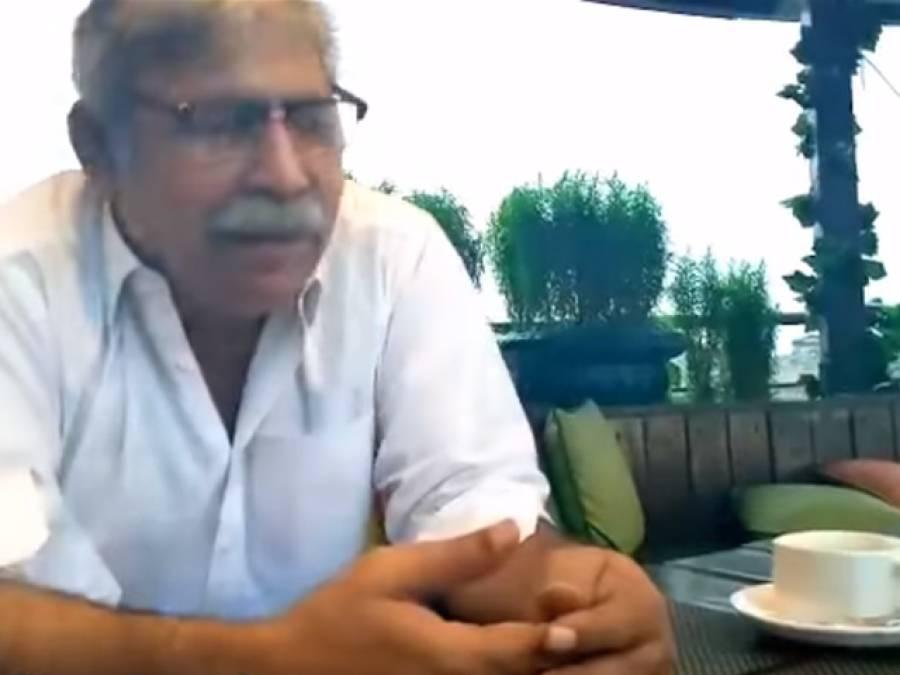 نیاگرافال سے پشاور موڑتک، ڈاکٹر طاہرالقادری کو دراصل کہاں اور کس نے مقاصد کے حصول کا یقین دلایاتھا جس کے بعد وہ دھرنے پر تیار ہوئے ؟ سینئر صحافی نے تہلکہ خیز انکشاف کردیا
