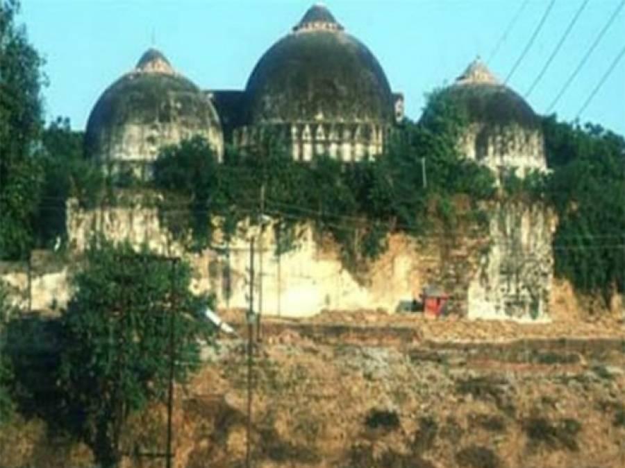 تاریخی بابری مسجد کا تاریخی کیس، فیصلہ کل سنایا جائیگا،ہندوستان بھر میں سیکیورٹی ہائی الرٹ