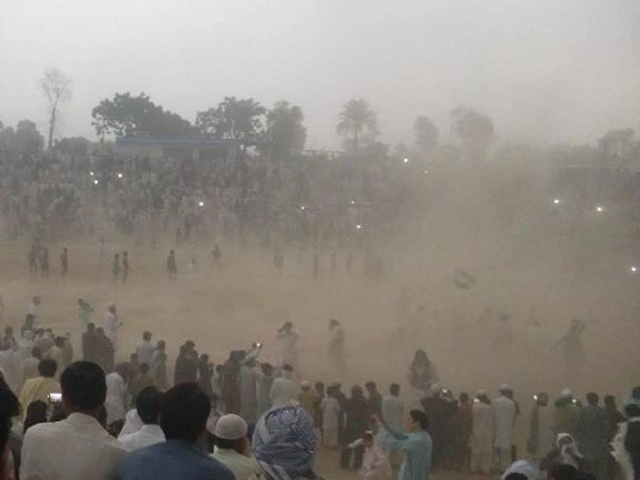 کبڈی میچ کے دوران فائرنگ، 2 بچوں سمیت 3 افراد قتل،7 زخمی