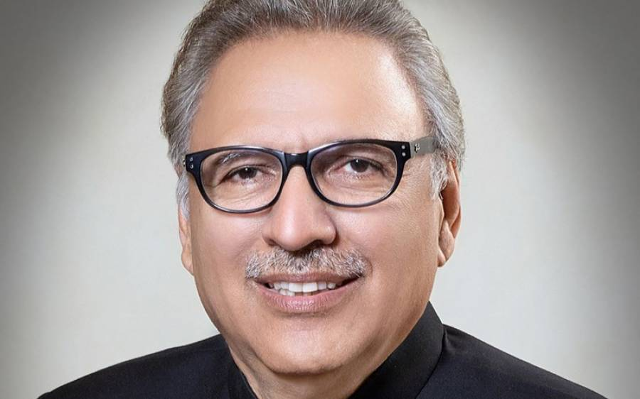 کمزور طبقوں کیلئے قانونی ،معاشی اور سماجی فریم ورک وضع کررہے ہیں،صدر پاکستان