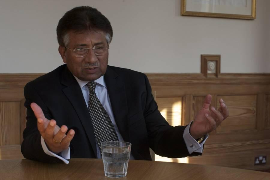 پرویز مشرف کے مزید چار پلاٹ کا سراغ مل گیا، ضبط کرنے کا حکم