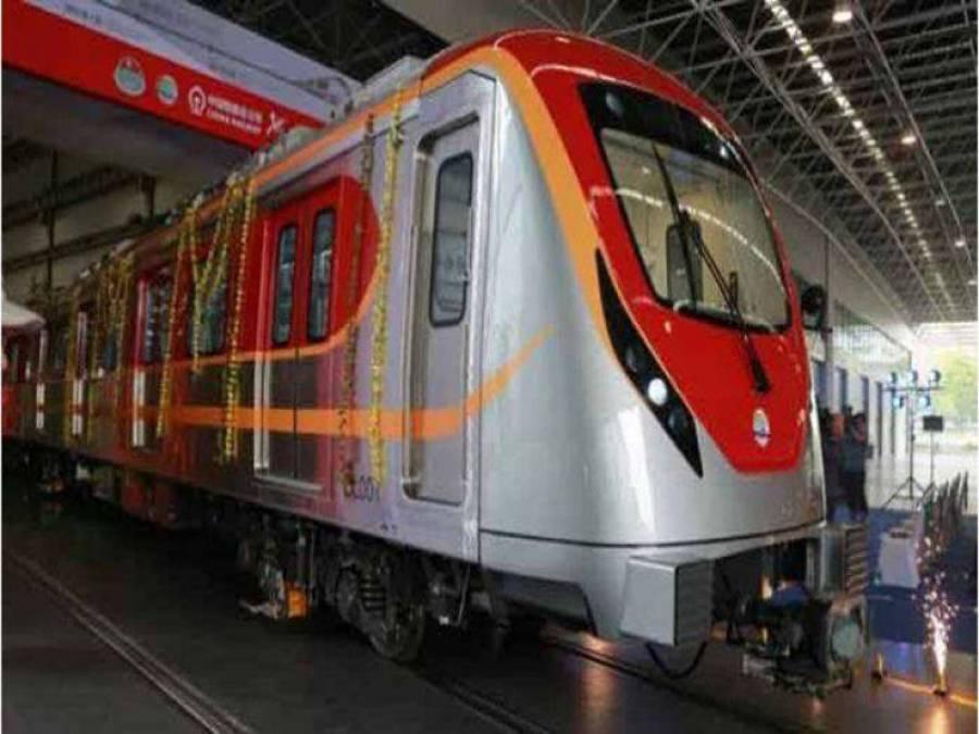 اورنج ٹرین بجلی پر چلانے کا فیصلہ لیکن اس پر سالانہ کتنا خرچ ہوگا؟ اعدادوشمار سامنے آگئے