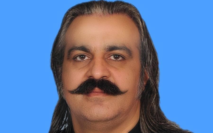 تمام بیماروں کا علاج عمران خان نے کرنا ہے،علی امین گنڈاپور