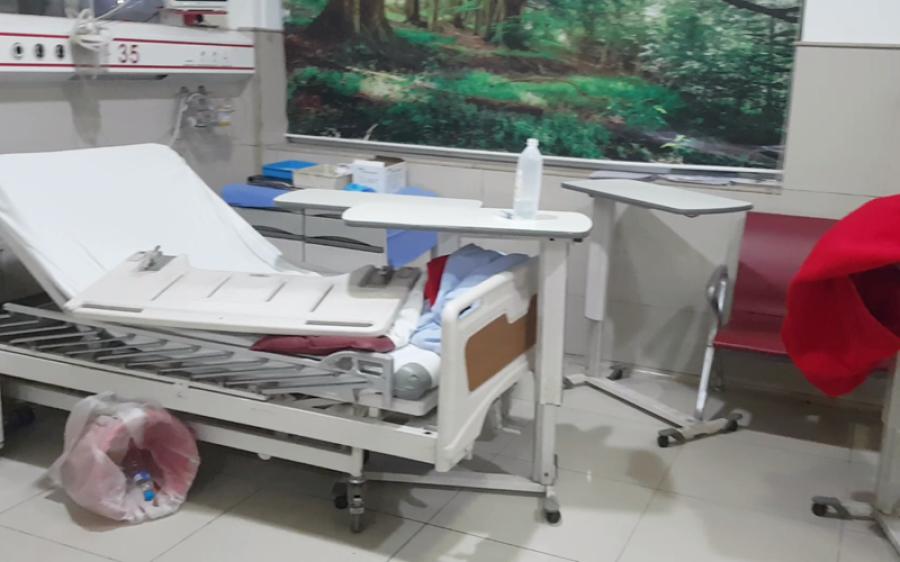 پی آئی سی پر ہوئے حملے کے دوران ہسپتال سے کیا کیا چیزیں چرائی گئیں شرمناک تفصیلات منظر عام پر