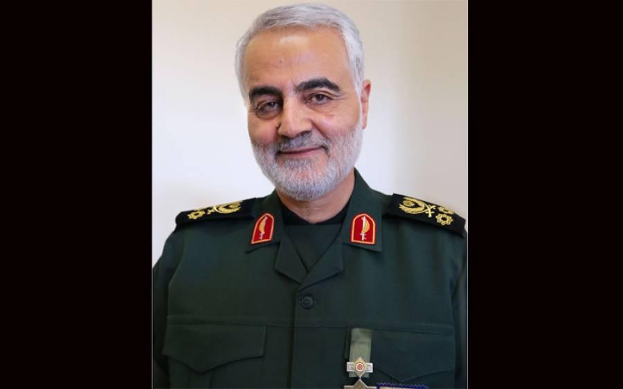 """"""" اب میرا ایک ہی مقصد ہے کہ میں ۔۔"""" قاسم سلیمانی کے قتل کے بعد القدس بریگیڈ کے نئے سربراہ جنرل اسماعیل نے اعلان کر دیا"""