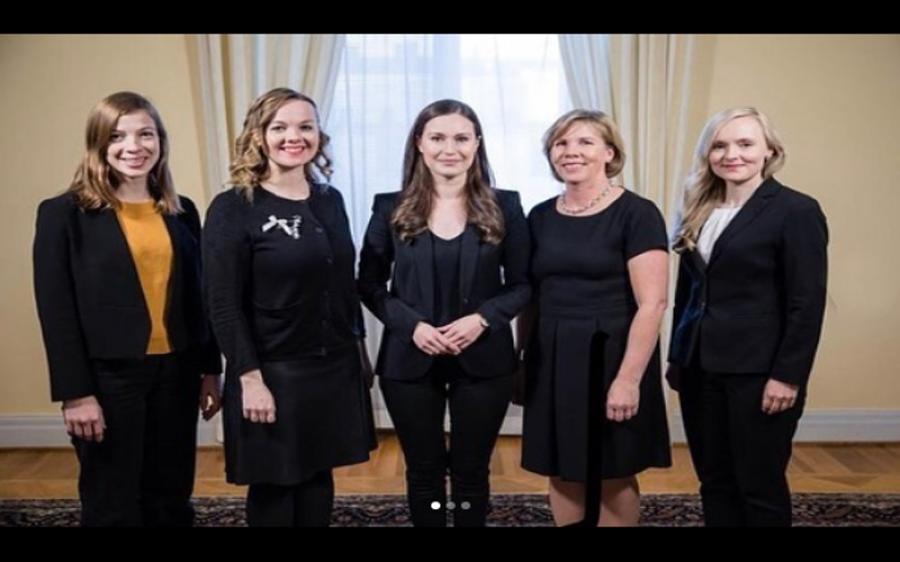 4 دن کا ہفتہ ، 8 کی بجائے 6 گھنٹے کام، فن لینڈ کی 34 سالہ وزیر اعظم نے شہریوں کو سب سے بڑا تحفہ دینے کا اعلان کردیا