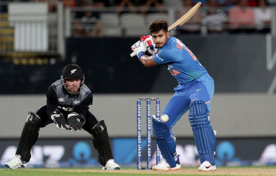 بھارت نے پہلے ٹی 20 میچ میں نیوزی لینڈ کو 6 وکٹوں سے شکست دے کر سیریز میں 0-1 کی برتری حاصل کر لی