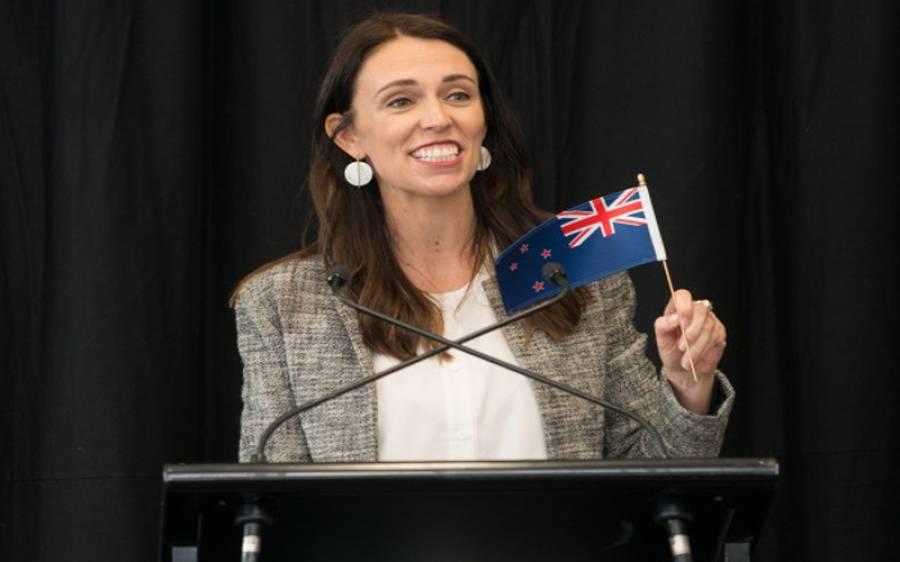 نیوزی لینڈ کی وزیراعظم جیسنڈاآرڈرن نے ملک میں عام انتخابات کا اعلان کردیا