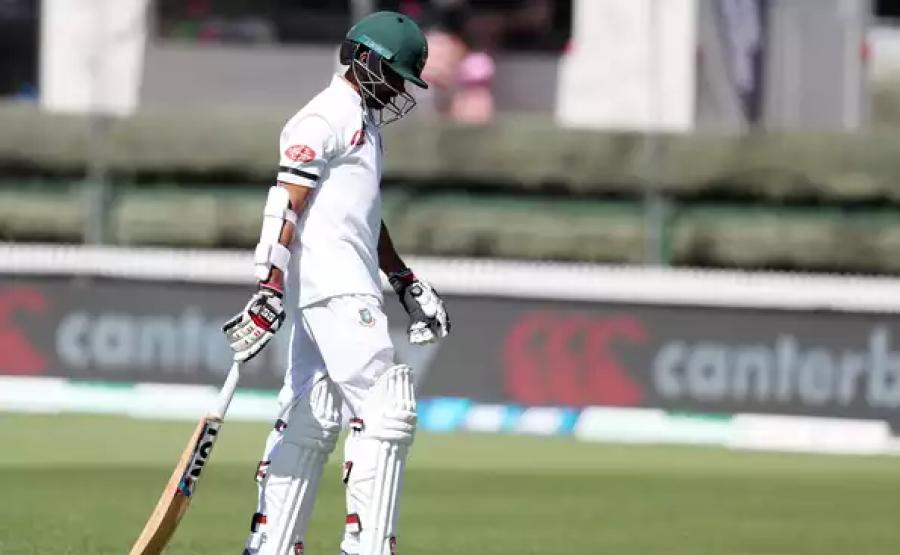 راولپنڈی ٹیسٹ میچ سے قبل بنگلہ دیشی ٹیم کو زوردار جھٹکا لگ گیا